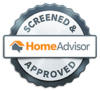 HomeAdvisor Screened Pro Badge
