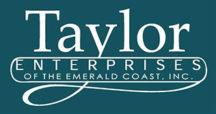 Taylor Enterprises of the Emerald Coast, Inc. Logo